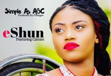 eShun ft Cabum - Simple as ABC (Prod By PossiGe)