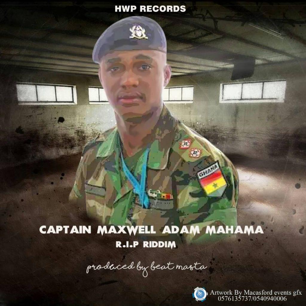 Adam Maxwell Mahama - R.I.P Riddim (Prod By Beatz Masta)