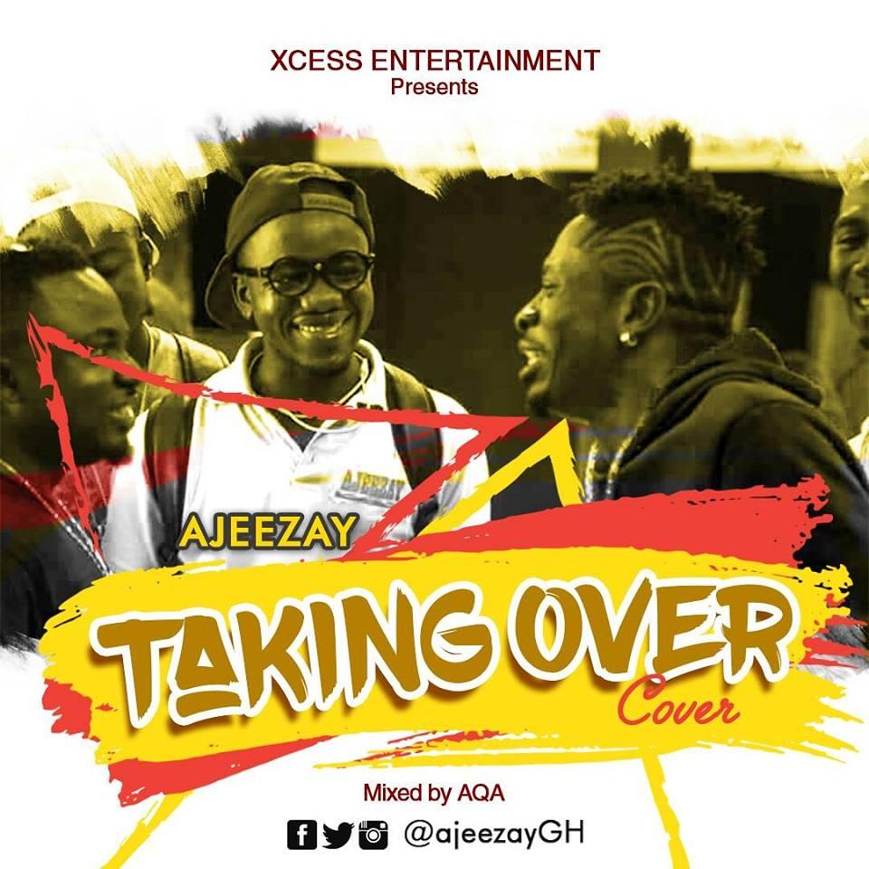 Ajeezay - Taking Over (Cover) (Mixed By AQA)
