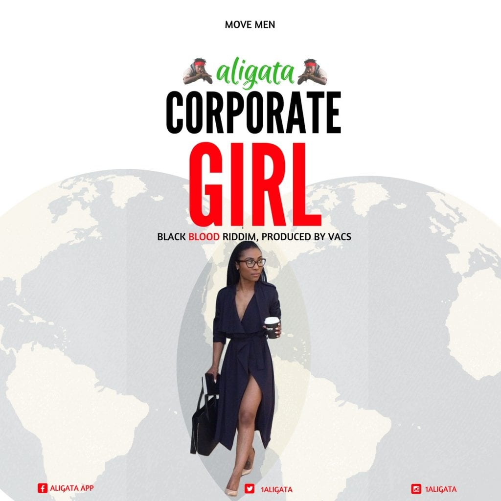 Aligata - Corporate Girl (Prod. By Vacs)