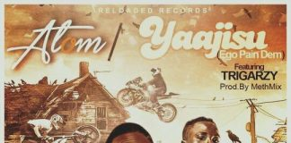 Atom – Yajisu Ft. Trigarzy (Prod. By MethMix)