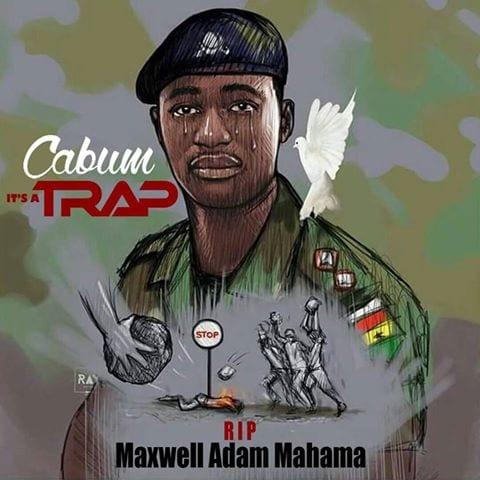 Cabum - Its A Trap (R.I.P Maxwell Adam Mahama) (Prod. By Peewezel)