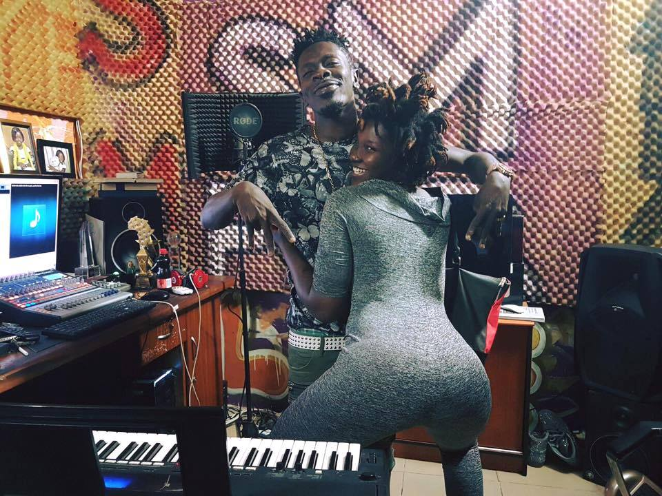 Ebony Ft Shatta Wale – Sponsor (Prod By Willsbeat)