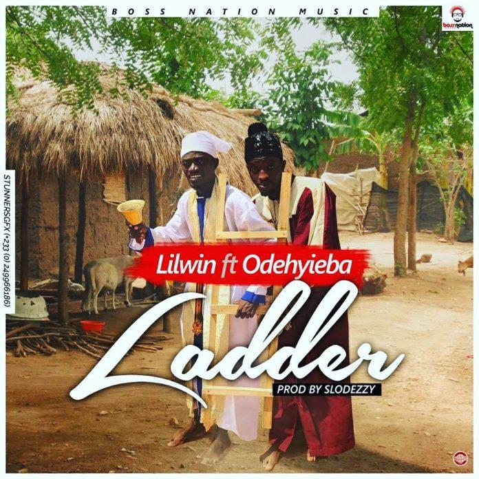 Lil Win – Ladder Ft Odehyieba (Prod By Slo Deezy)