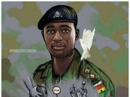 Nero X - R.I.P Captain Maxwell Mahama (Tribute Song)
