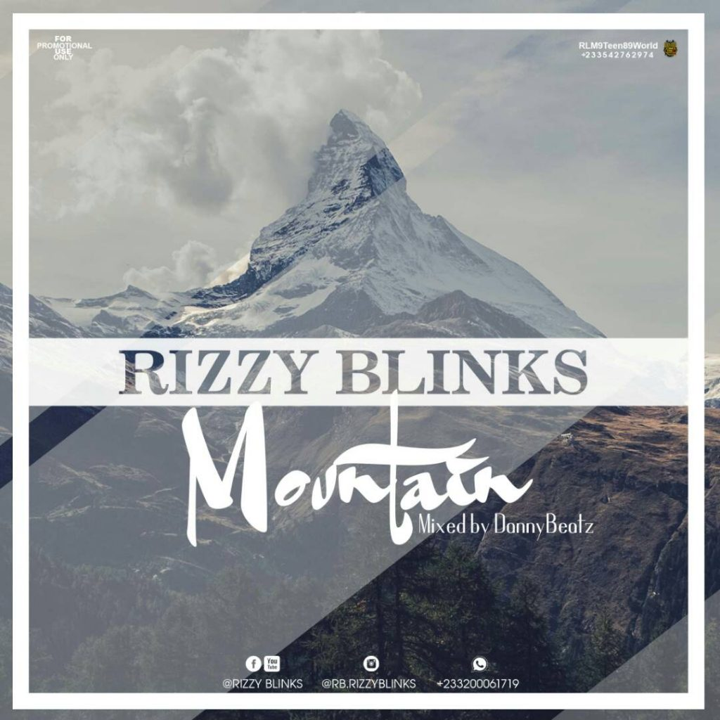 Rizzy Blinks - Mountain (Mixed By Danny Beatz)
