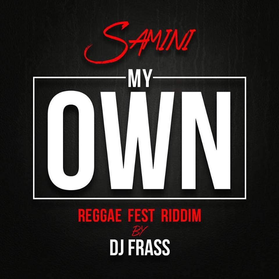 Samini - My Own (Reggae Fest Riddim)(Prod. By DJ Frass)