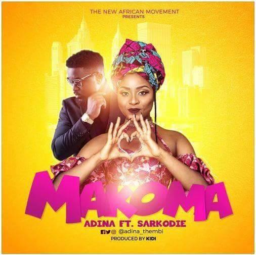 Adina ft. Sarkodie – Makoma (Prod. By Kidi)