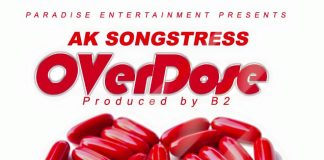 Ak Songstress - OverDose (Prod By B2)