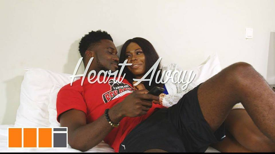 Donzy - Heart Away ft. Spicer (Official Video)