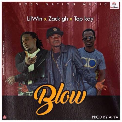 Lil Win - Twedie (Blow) ft Top Kay x Zack (Prod. By Apya)