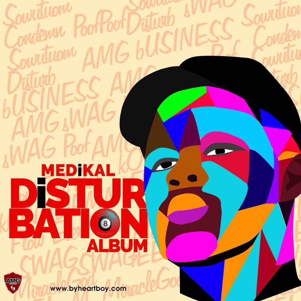 Medikal Ft Bisa Kdei Pressure (Prod By Unkle Beatz)