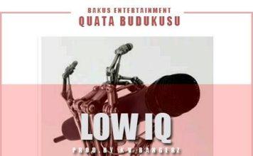 Quata Budukusu - Low IQ (prod. By KV Bangers)