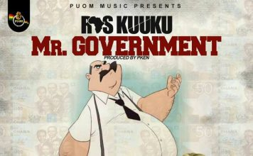 Ras Kuuku – Mr Government (Prod. By PKen)
