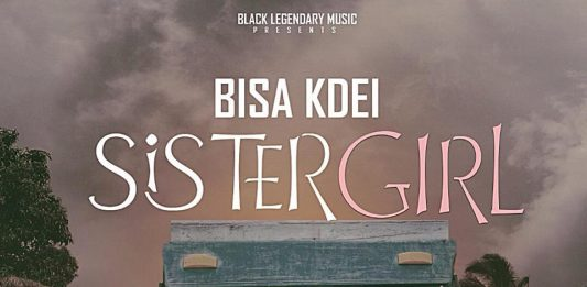 Bisa Kdei - Sister Girl (Prod By Bisa Kdei)