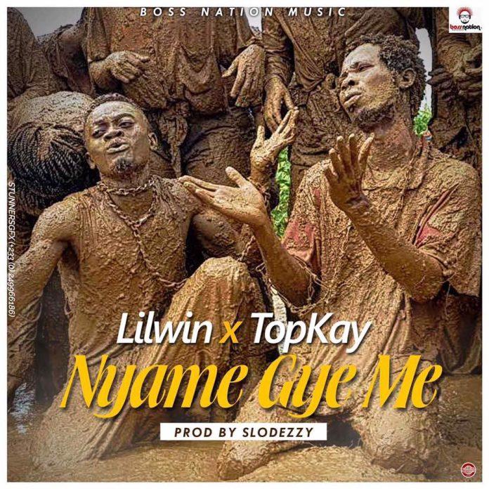 Lil Win - Nyame Gye Me x Top Kay (Prod By Slodezzy)