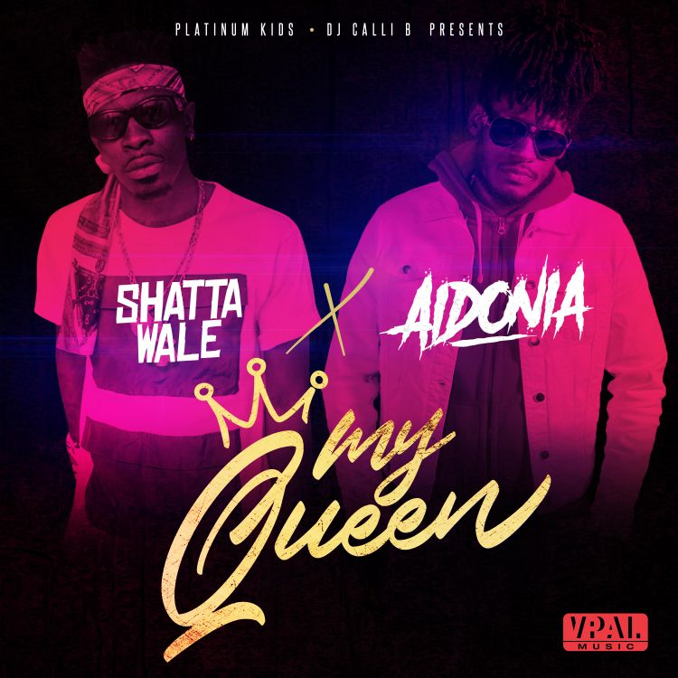 Shatta Wale - My Queen ft. Aidonia
