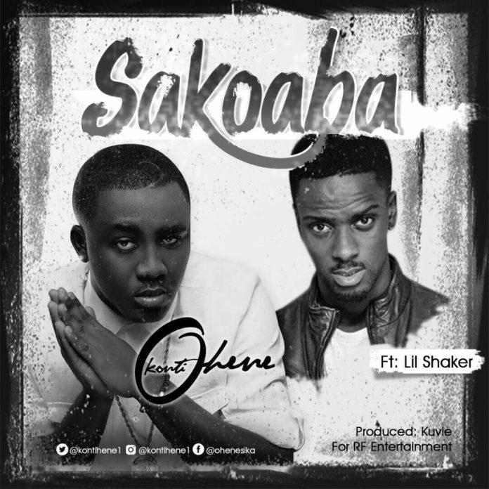 Kontihene ft. Shaker - Sakoaba (Prod By Kuvie)
