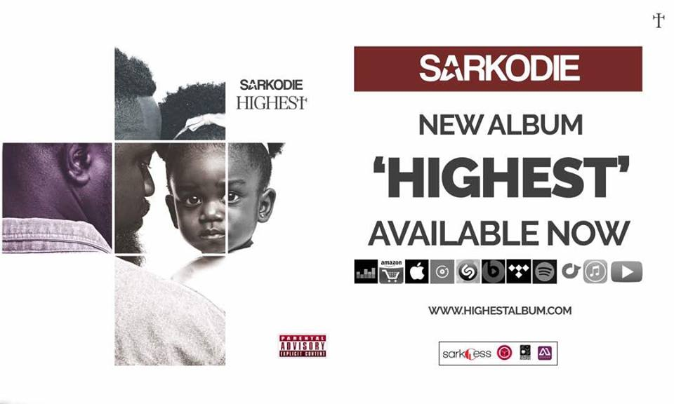 Sarkodie - Highest Full Album