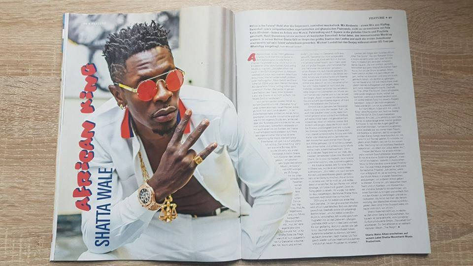 Shatta Wale - Hater Gone (Mixed By Da Maker)