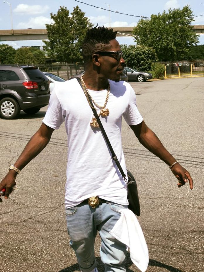 Shatta Wale - Must Get Rich (Prod BY Good Good)
