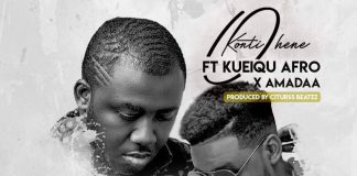 Kontihene - Sugar Banana ft. Kueiqu Afro x Amadaa (Prod By Citruss Beatz)