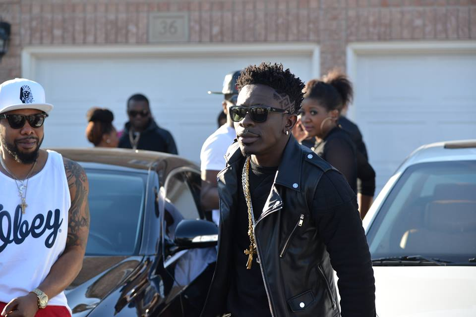 Shatta Wale - Handle It (Prod By Possi Gee)