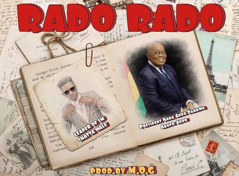 Shatta Wale - Rado Rado (Prod By M.O.G)