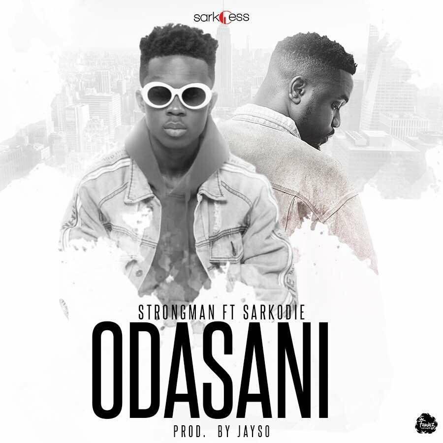 Strongman ft. Sarkodie - Odasani (Prod By Jayso)