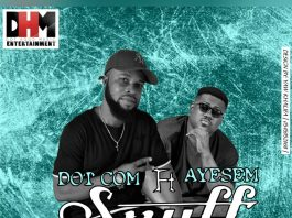 Dot Com - Snuff Ft Ayesem (Prod By Cheesen Mastered By Genius selection)