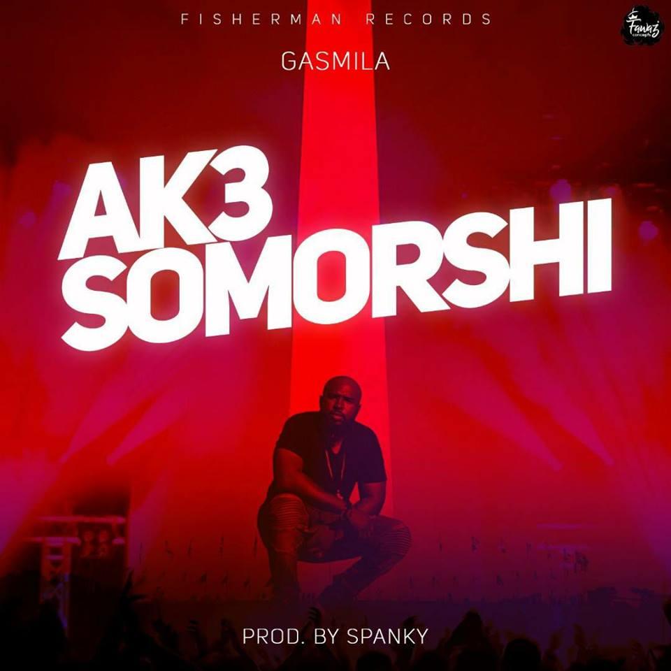 Gasmilla - Ak3somorshi (Prod by Spanky)