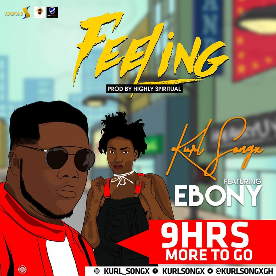 Kurl Songx - Feeling ft. Ebony (Prod By Highly Spiritual)
