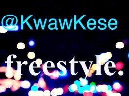 Kwaw Kese - Freestyle (Prod. by Tony Gings)