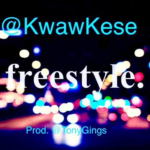 Kwaw Kese - Freestyle (Prod. by Tony Gings)