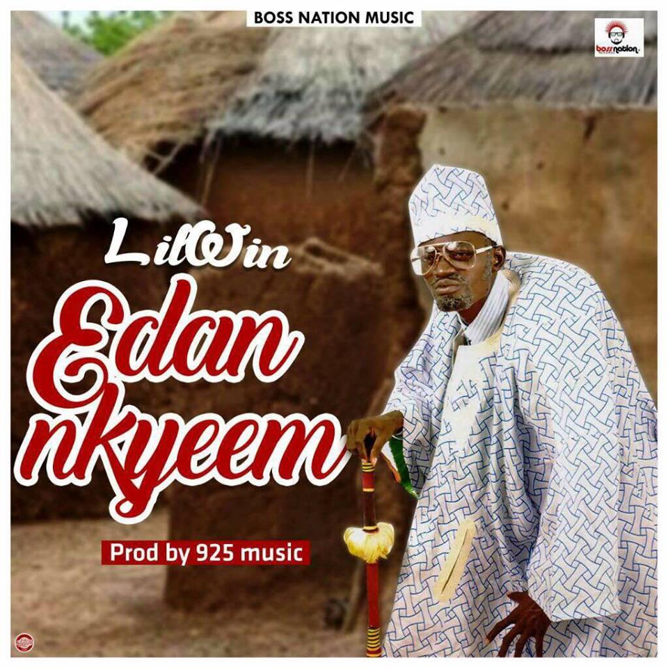 Lilwin - Edan nkyeem (Prod By 925 Music)