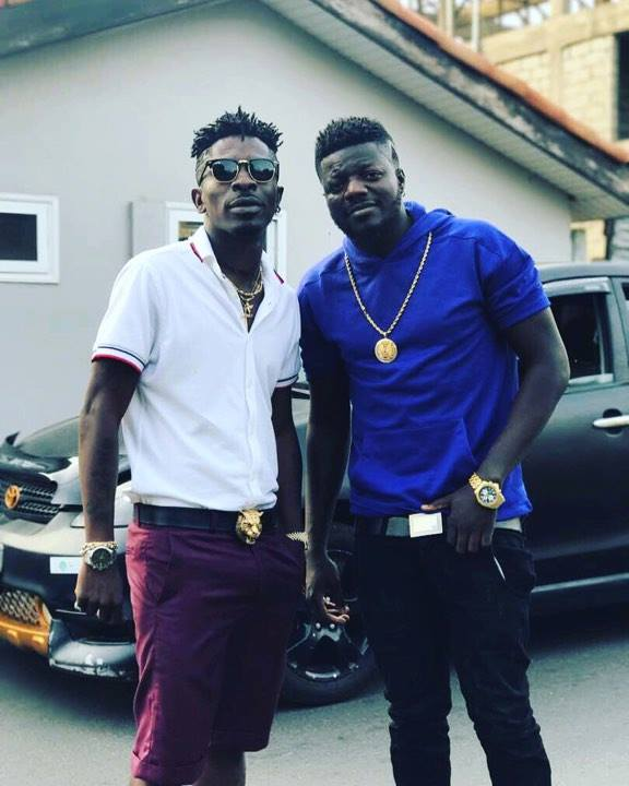 Pope Skinny ft Shatta Wale - Borga (Prod By Beat Boss Tims)