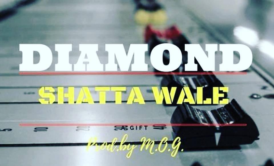 Download MP3 : Shatta Wale – Diamond (Prod By MOG Beatz)
