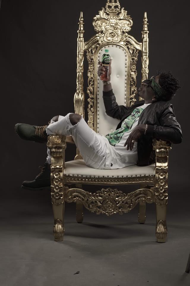 Shatta Wale - Oluwa is My Boss (Prod. By willisbeatz)