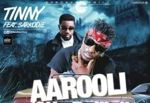 Tinny ft Sarkordie - Aarooli (Prod By Marcel)
