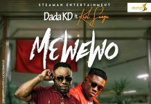 DADA KD ft Kurl Songx – Me We Wo (Prod By Highly Spiritual)