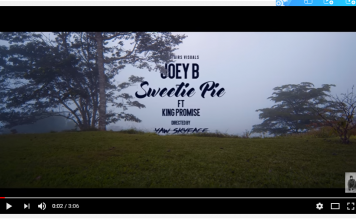 Joey B - Sweetie Pie ft King Promise Official video