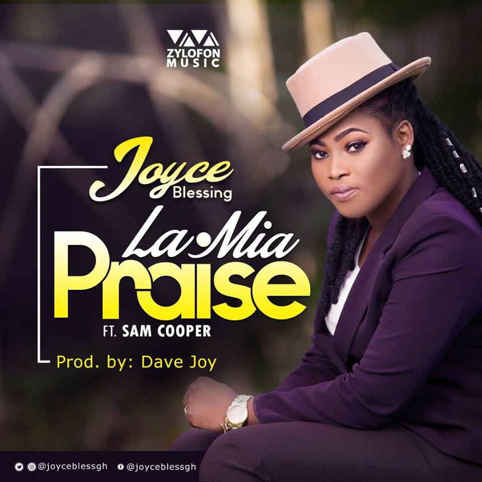 Joyce Blessing Ft Sam Cooper - La Mia Praise