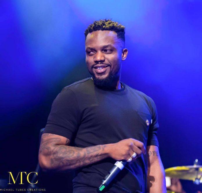 Omar Sterling Ft Joey B & Kwesi Arthur - Day Break Africa