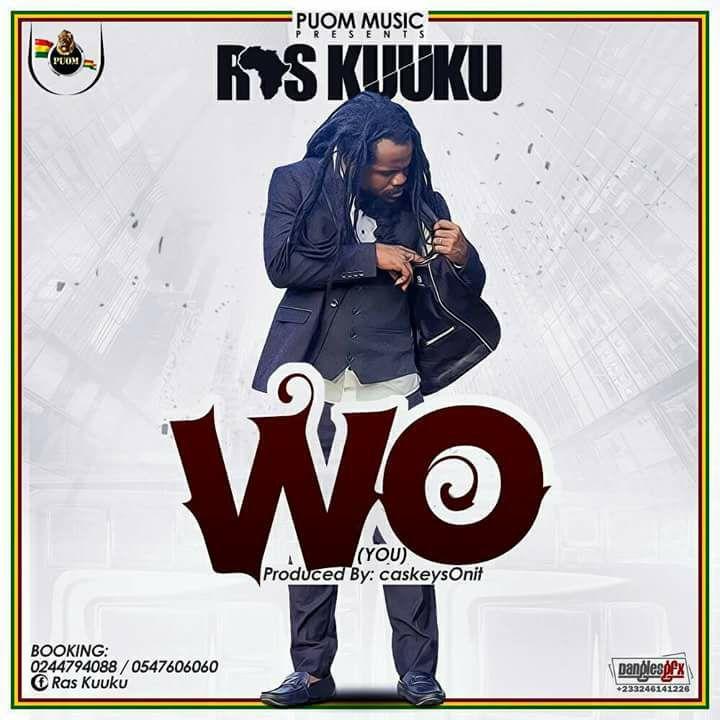 Ras Kuuku – Wo (Prod. By CaskeysOnit)
