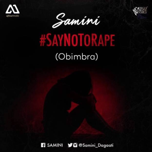 Samini – Say No To Rape (Obimbra)