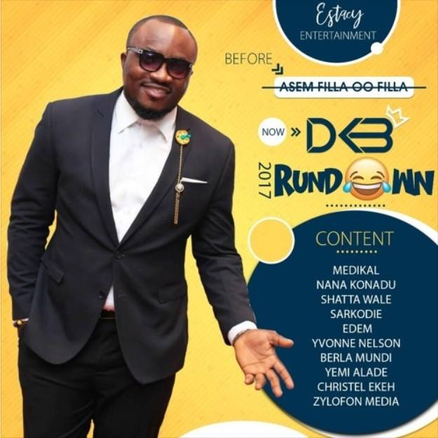 DKB – 2017 Rundown (Prod. By ODB)