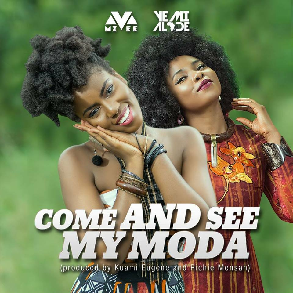 MzVee ft Yemi Alade - Come and See My Moda (Prod By Kuami Eugene x Richie Mensah)