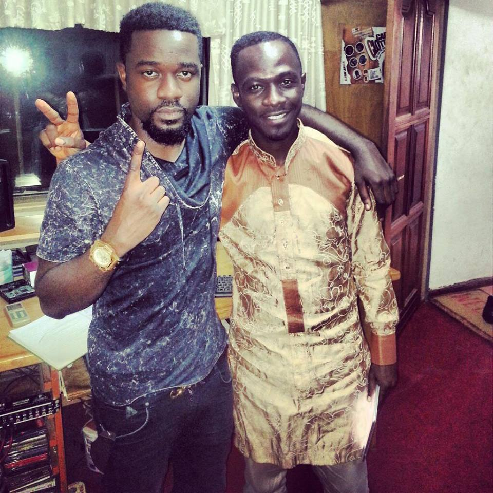 Okyeame Kwame x Sarkodie – KKD (Mixed by Kaywa)