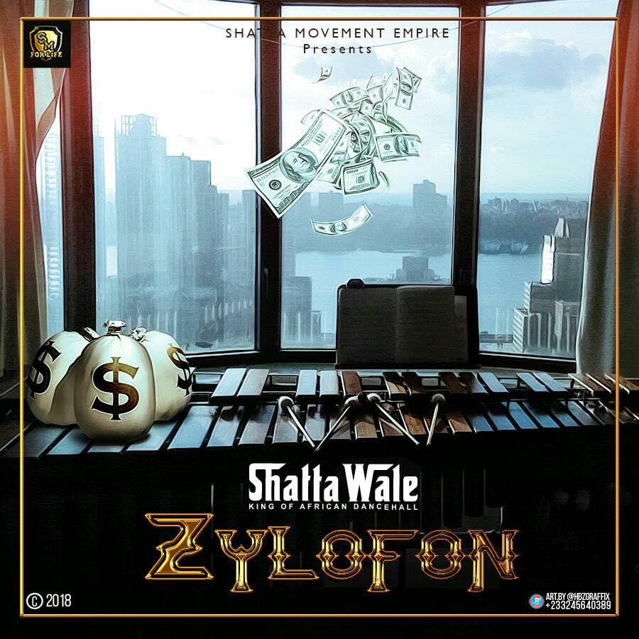 Shatta Wale - Zylofon (Prod By Willsbeatz)