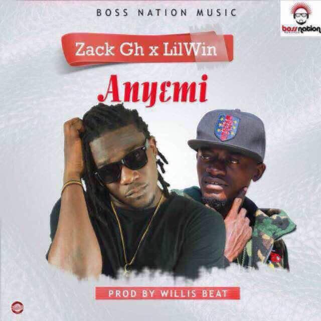 Zack GH X LilWin - Anyemi (Prod By Wills Beatz)